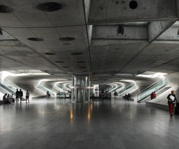 Estações de Comboio